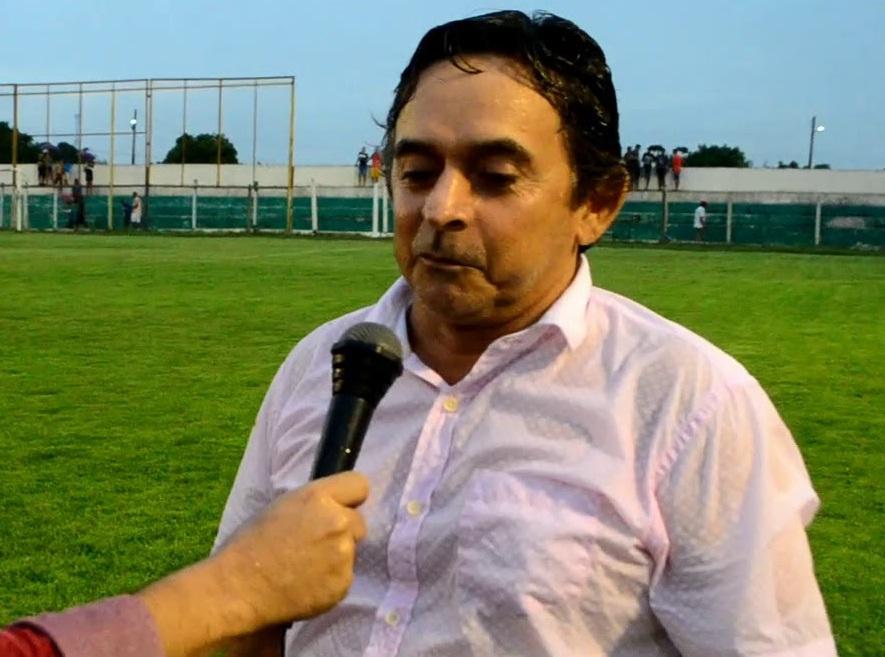 Prefeito de Anísio de Abreu (Imagem: reprodução)