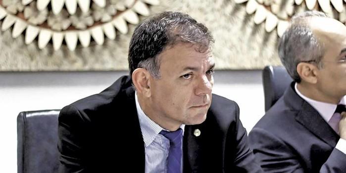 Deputado estadual Carlos Augusto, do PL. (Imagem: reprodução)