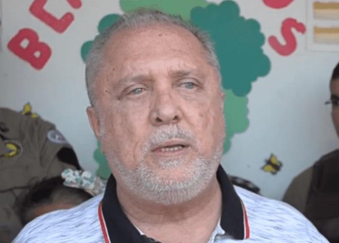 Prefeito de Remanso, José Clementino de Carvalho Filho (Zé Filho) - (Imagem: Reprodução)