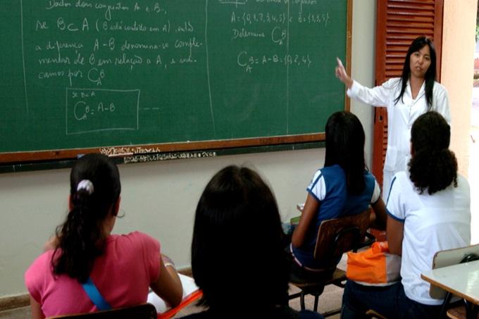 Governo federal anuncia aumento do piso dos professores (Foto:MEC)