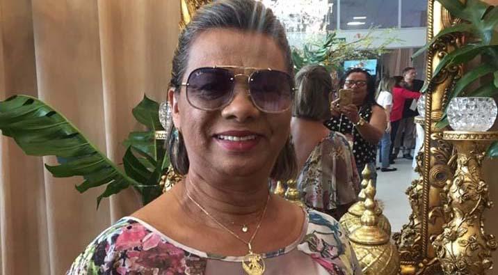 Vereadora Elizete Sousa (imagem: reprodução)