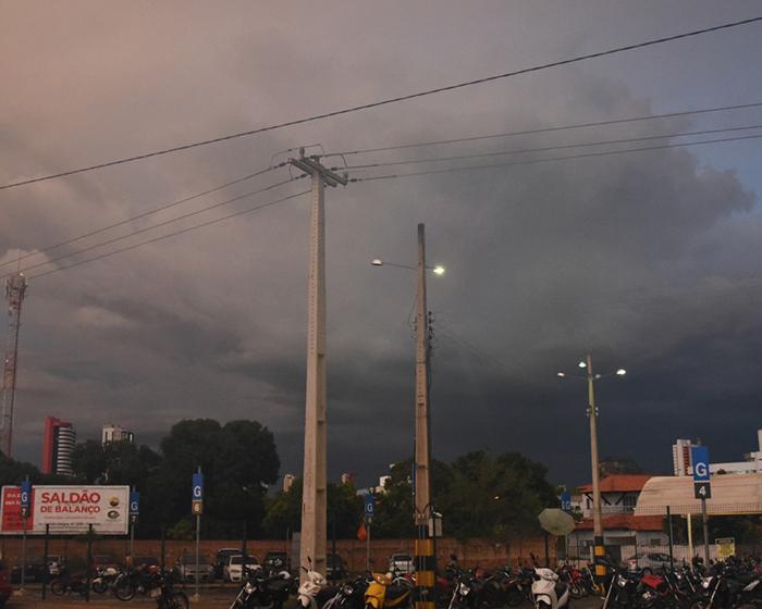 139 cidades do Piauí estão sob alerta para chuvas intensas, diz Inpe - Foto: O Dia