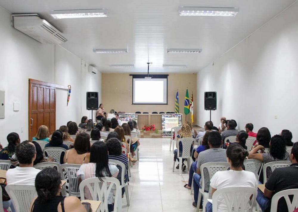 Município de Coronel José Dias-PI promove jornada pedagógica