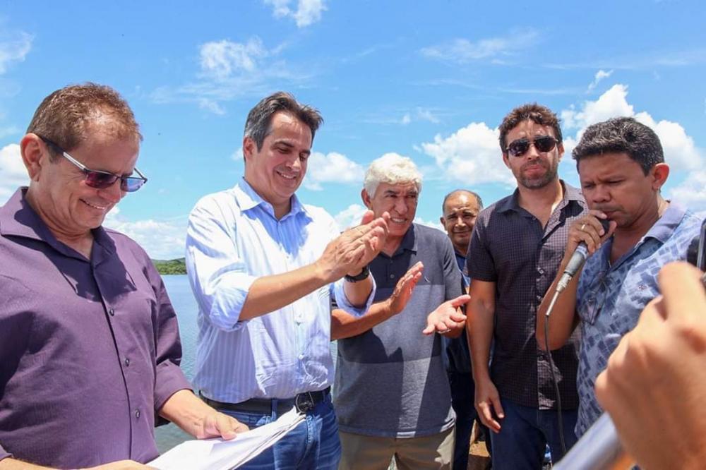 Ciro Nogueira já anda no estado como governador paralelo