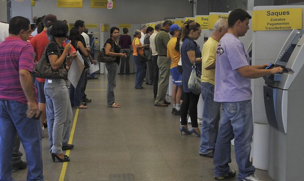 Bancos fecham na segunda e terça-feira de carnaval (Foto: Valter Campanato/Agência Brasil)