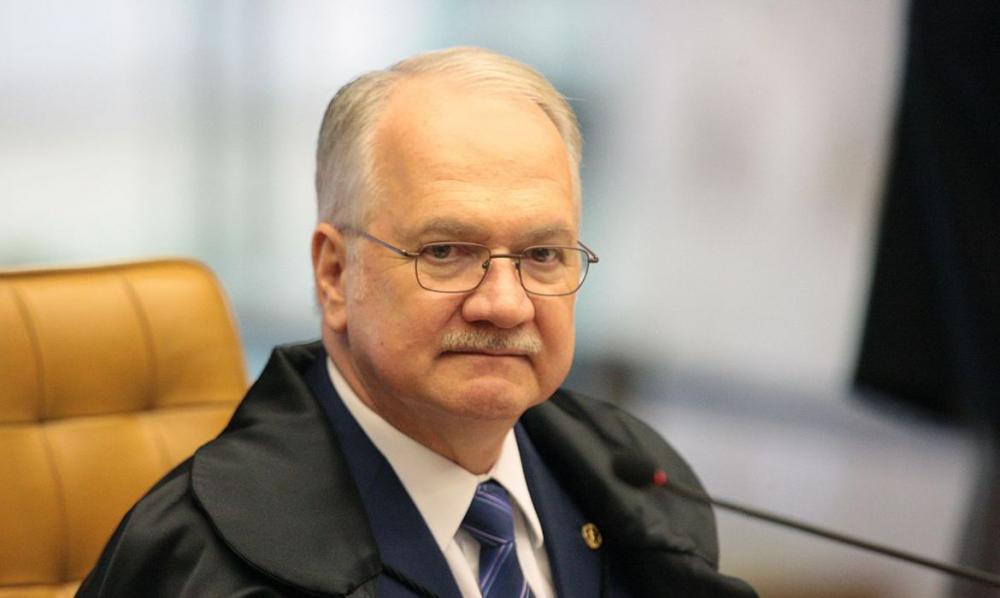 Ministro Edson Fachin é o relator do processo (Foto: Carlos Moura/STF)