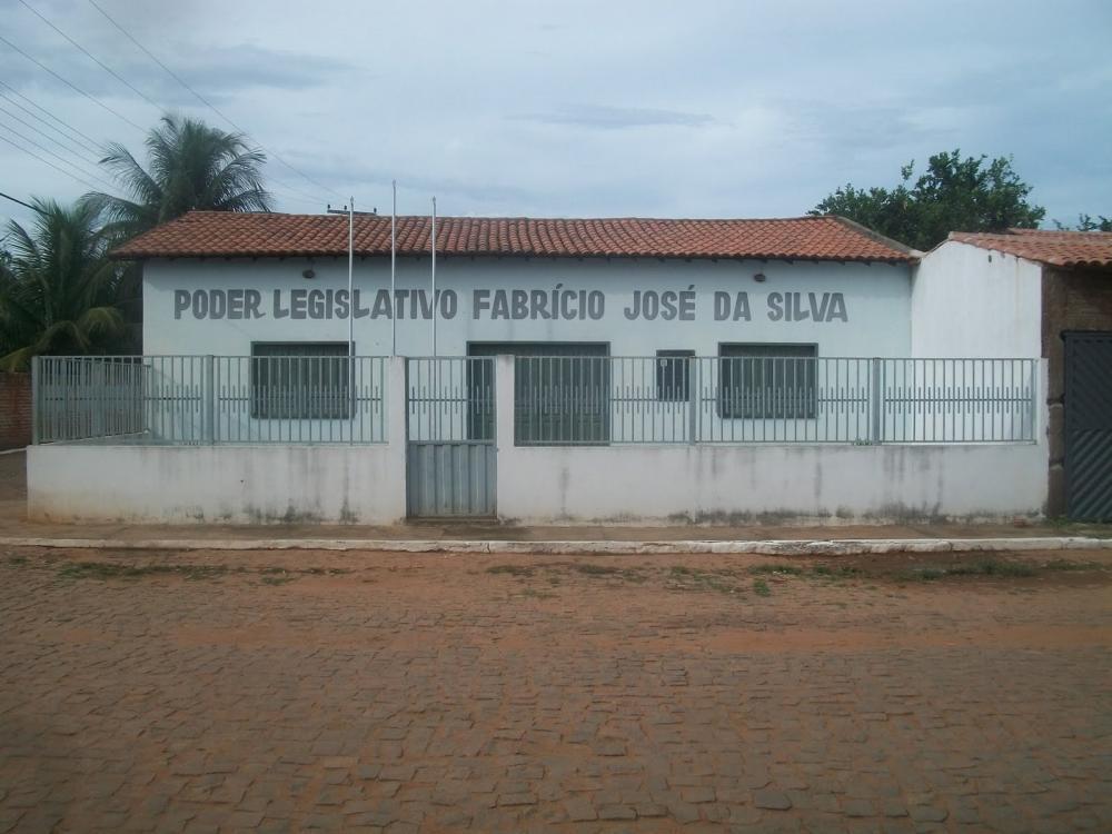 Câmara dos Vereadores de São Braz do Piauí (Imagem reprodução)