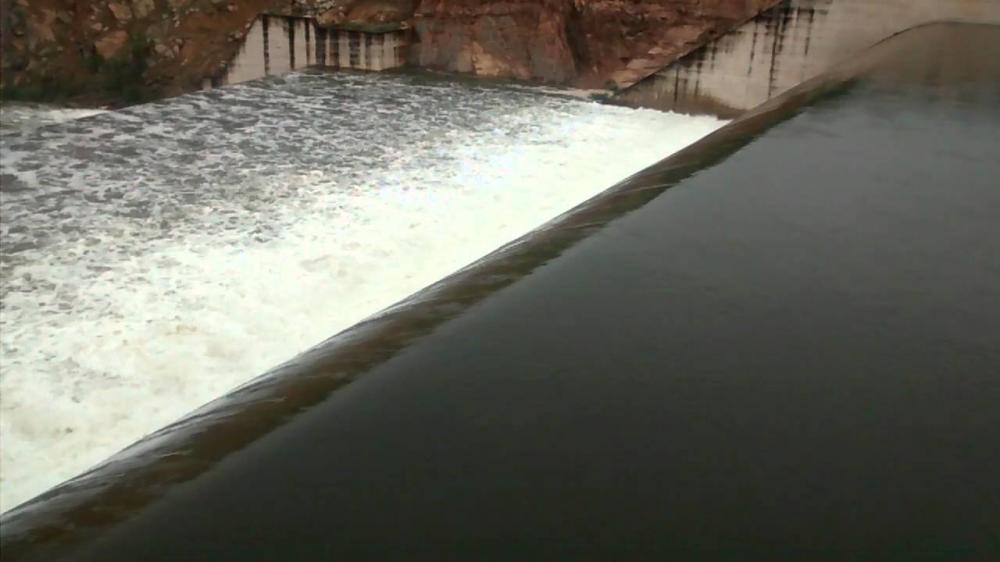 Barragem Petrônio Portela (Imagem: Repdocução)