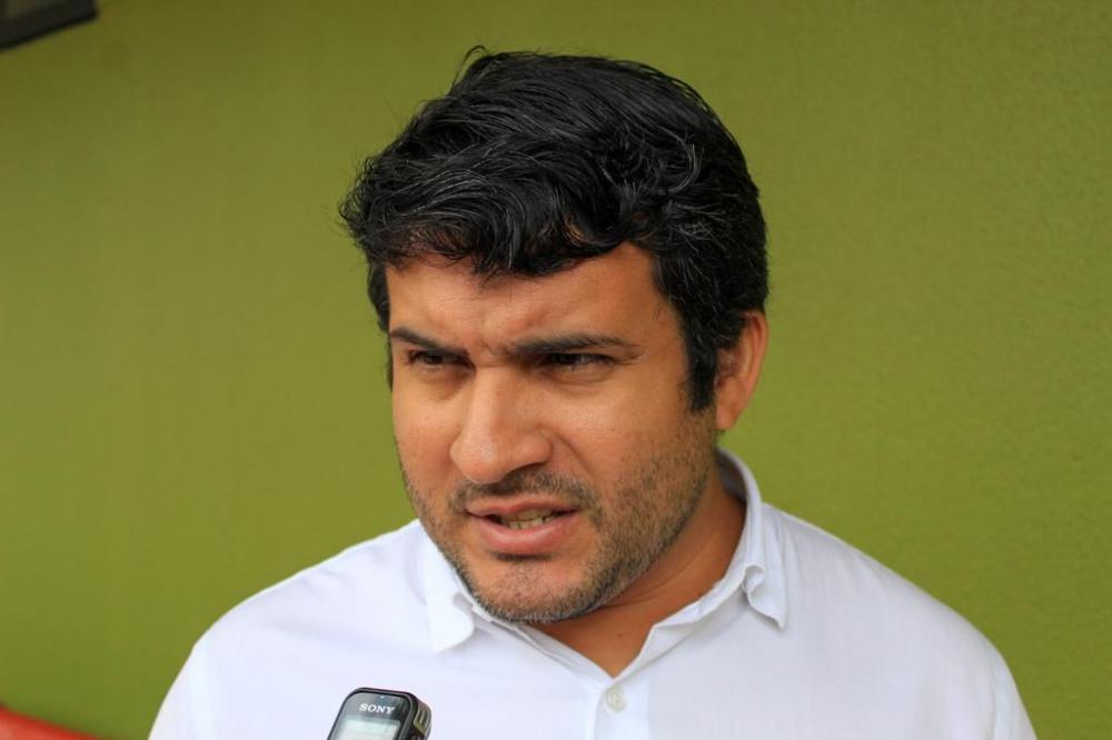 Vereador Deolindo Moura (PT)