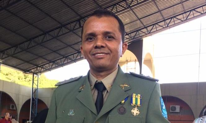 Capitão Ivanaldo Santos (Imagem: Facebook)
