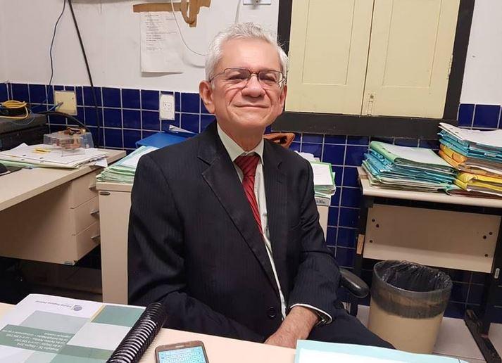 Presidente do Tribunal Regional Eleitoral do Piauí, Desembargador Francisco Antônio Paes Landim Filho (Imagem: reprodução)