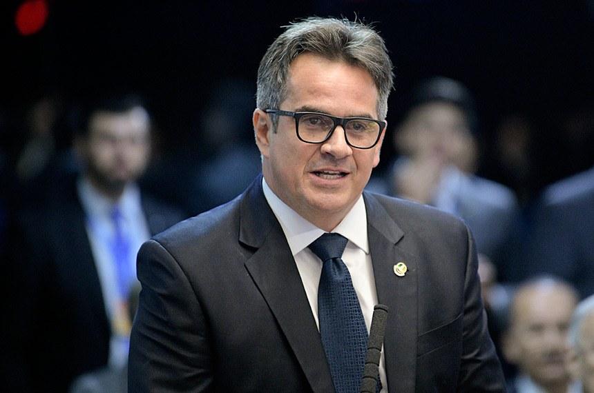 Senador Ciro Nogueira. (Foto: Pedro França/Agência Senado)