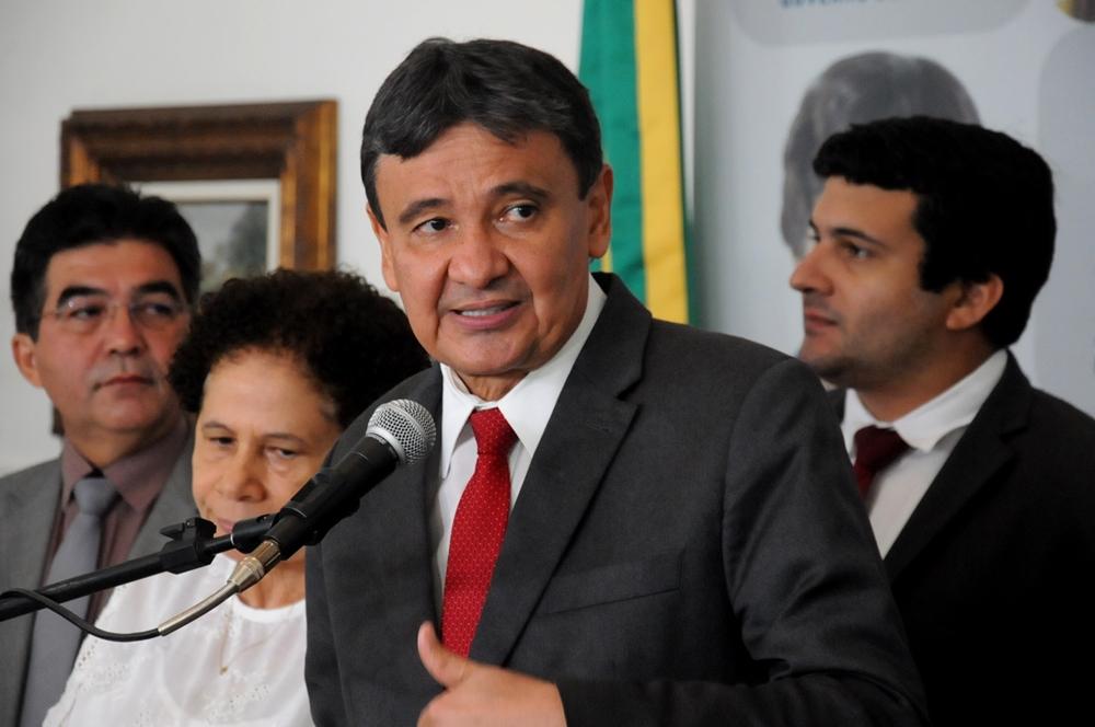 Governador Wellington Dias (Foto: CCOM)