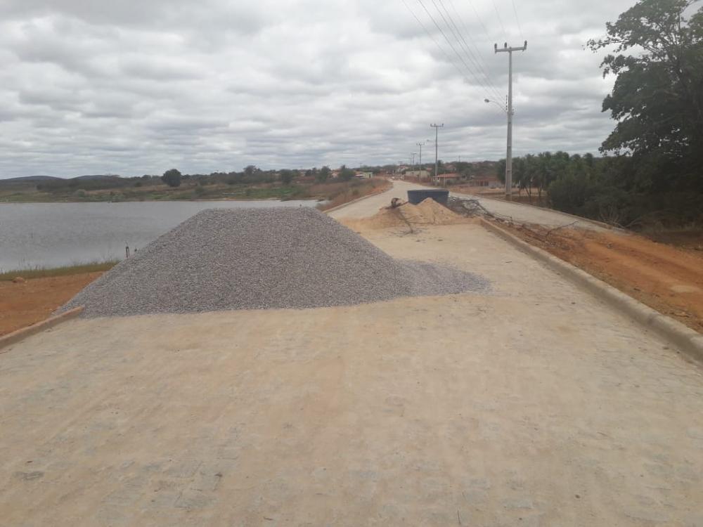 Vereador de Bonfim/PI diz que obra no município é realizada antes do processo licitatório