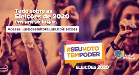 Portal das Eleições disponibiliza principais informações relacionadas ao pleito de 2020
