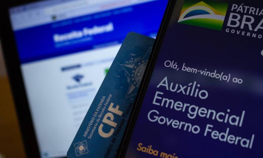 Mais de 46 milhões de brasileiros tiveram auxílio emergencial negado