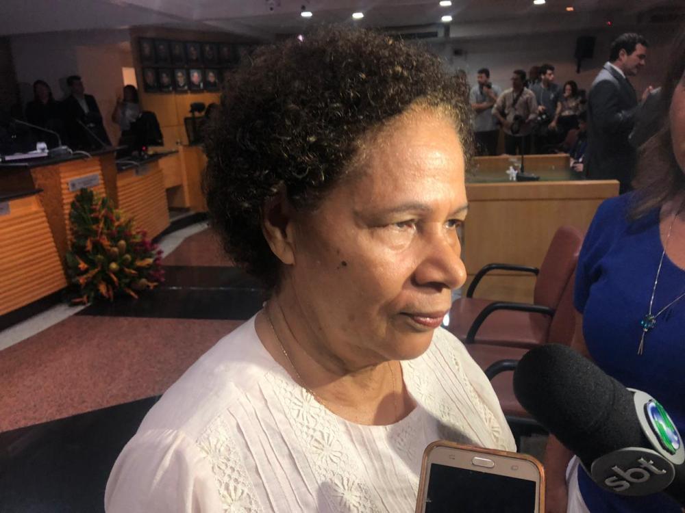Conselho Regional de Medicina ingressa com ação contra vice-governadora Regina Sousa