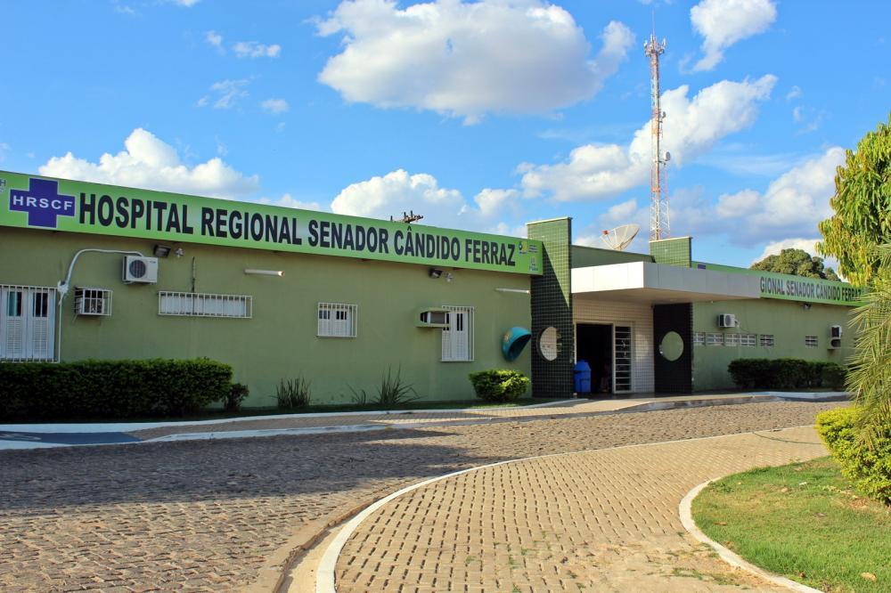 Hospital de São Raimundo Nonato/PI (Imagem: Reprodução)