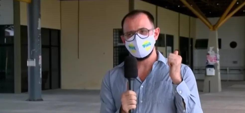Emídio Matos, pesquisador da UFPI — Foto: TV Clube