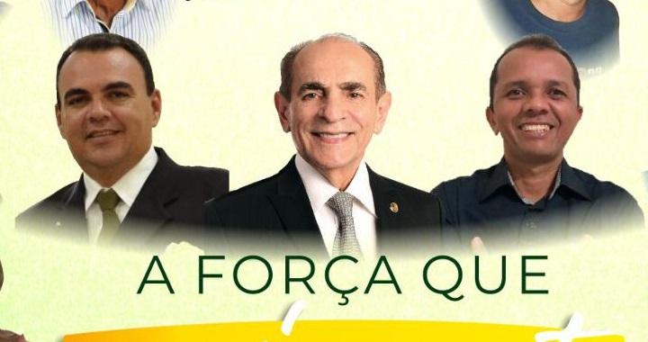 MDB de São Raimundo Nonato destaca Rogério Castro e Ivanaldo Santos
