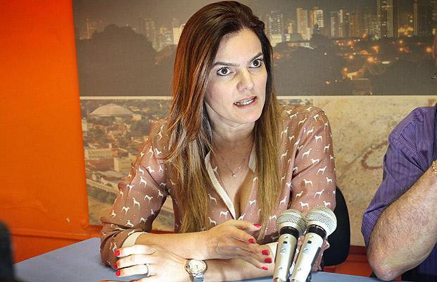 Deputada federal Iracema Portella (Imagem: reprodução)