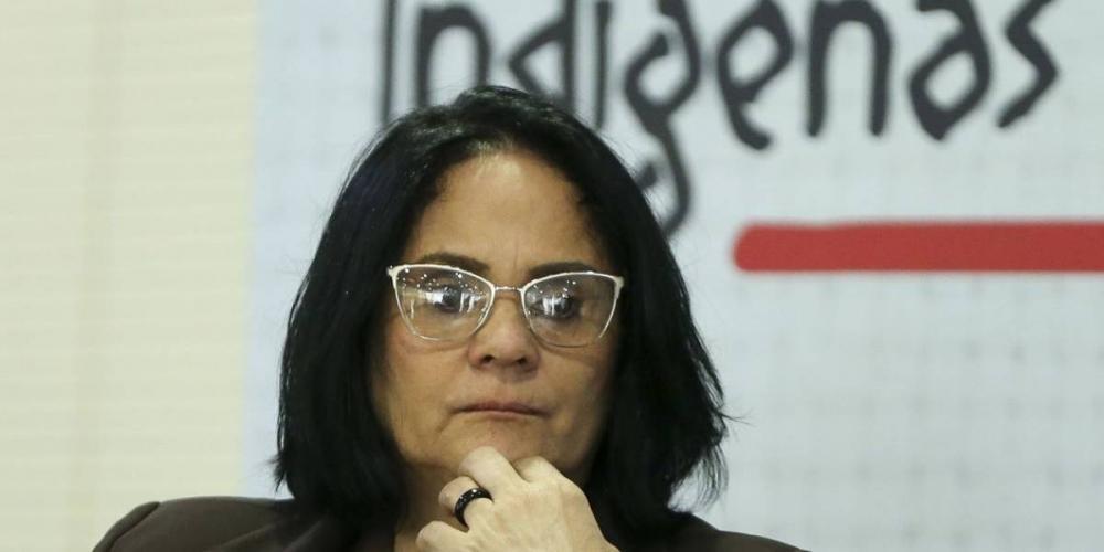 Ministra Damares Alves - Marcelo Camargo/Agência Brasil