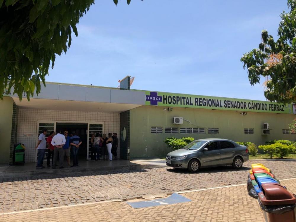 Confira o boletim dos leitos de cada hospital no Piauí