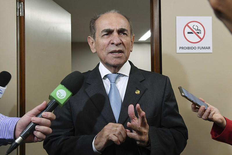 Marcelo Castro defende voto facultativo nas eleições municipais