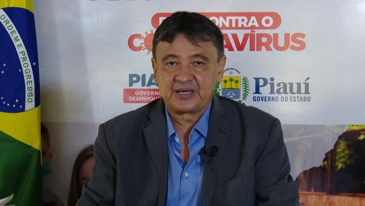 Governador Wellington Dias anuncia novas medidas - Foto: reprodução