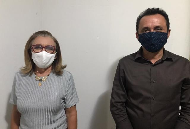 Vitorino Tavares e Isabel Neta definem chapa que disputará as eleições em João Costa/PI