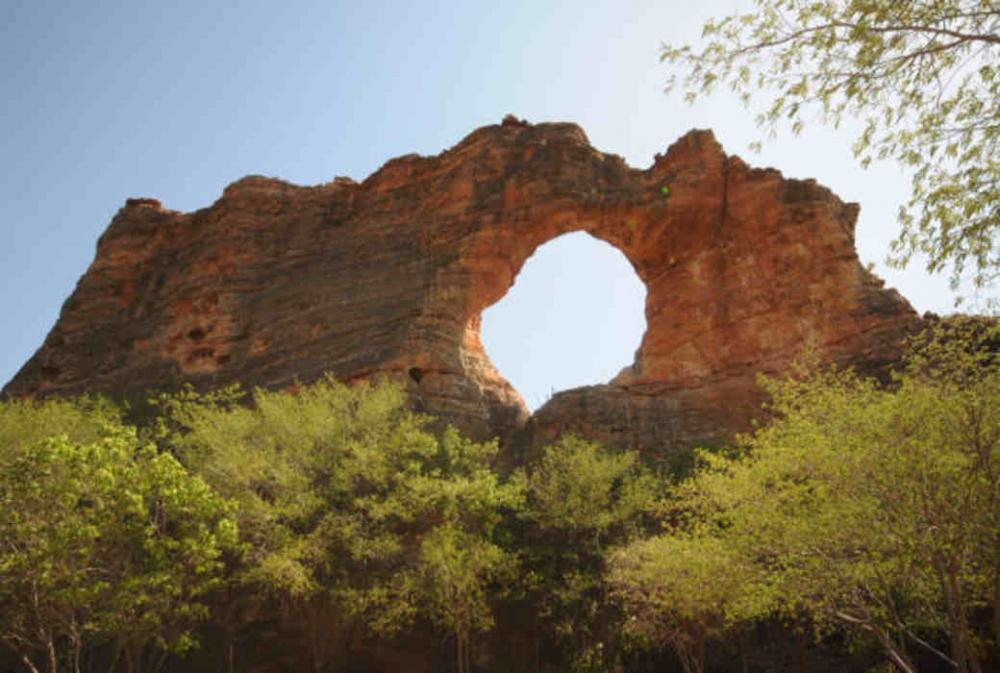 Guias do Parque Serra da Capivara não receberam ajuda anunciada pelo Governo do PI
