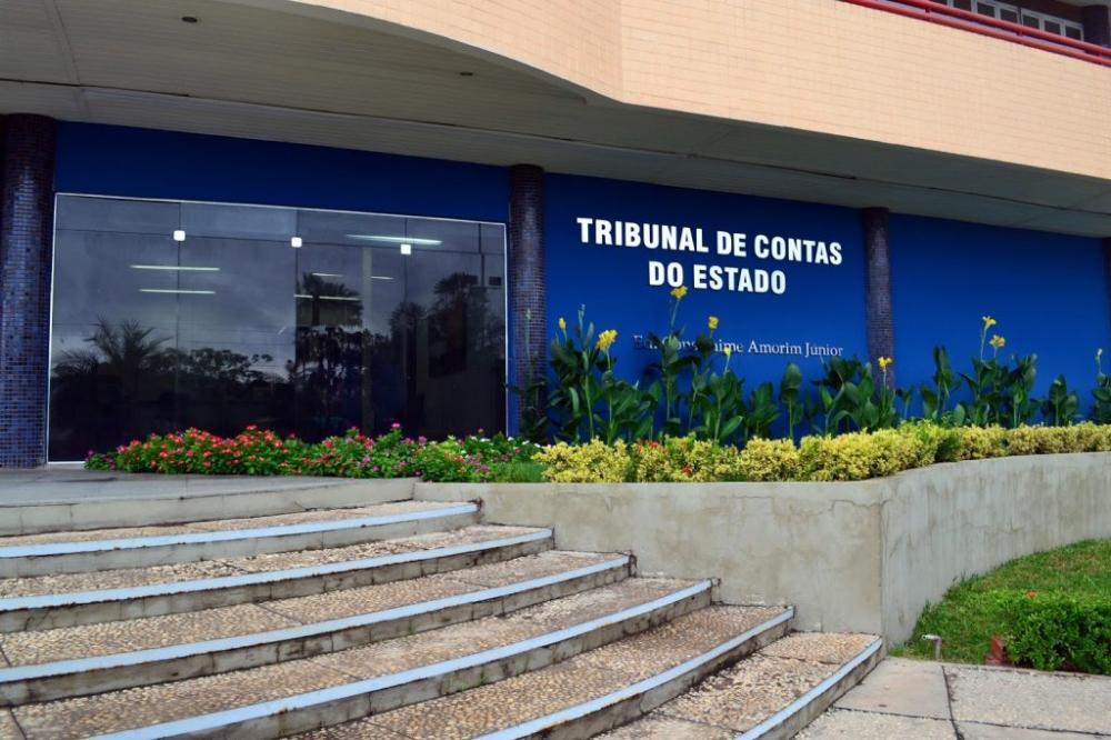 Fachada do Tribunal de Contas do Piauí (Foto: divulgação)
