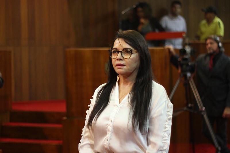 Deputada estadual Teresa Britto (PP) - (Imagem: Reprodução)