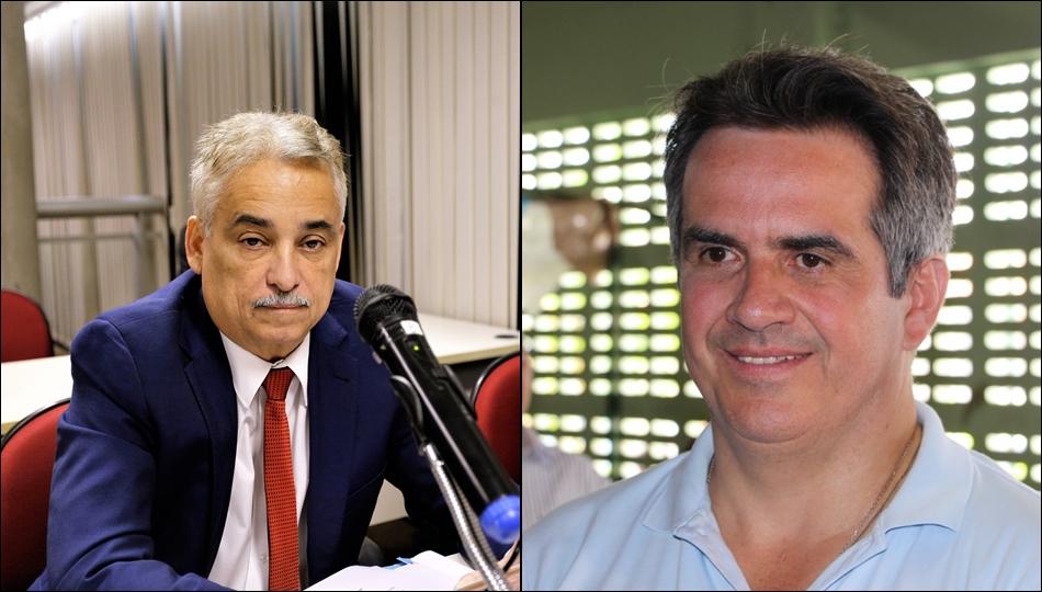 Robert Rios e Ciro Nogueira