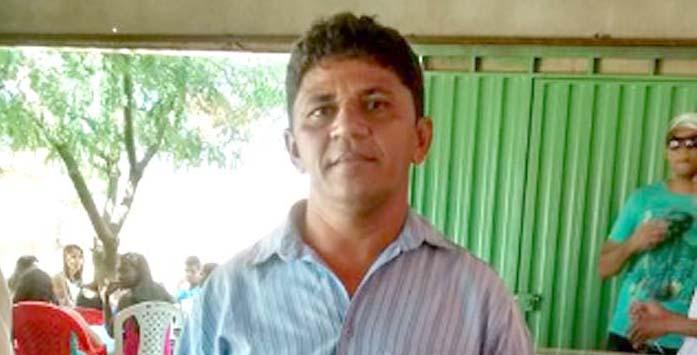Suplente de vereador José Raimundo Rodrigues