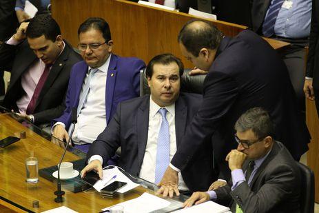 Presidente da Câmara dos Deputados, Rodrigo Maia, diz que reforma tributária deve ser aprovada até o final do ano - Arquivo/Agência Brasil