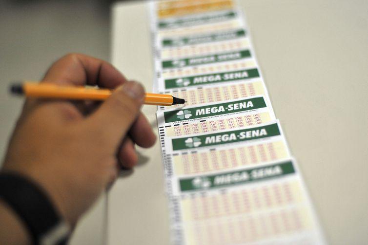 Mega-Sena, loterias, lotéricas - Marcello Casal jr/Agência Brasil