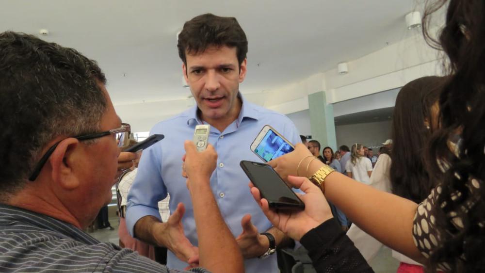 Prefeito Maninho recepciona ministro do Turismo em visita a Coronel José Dias