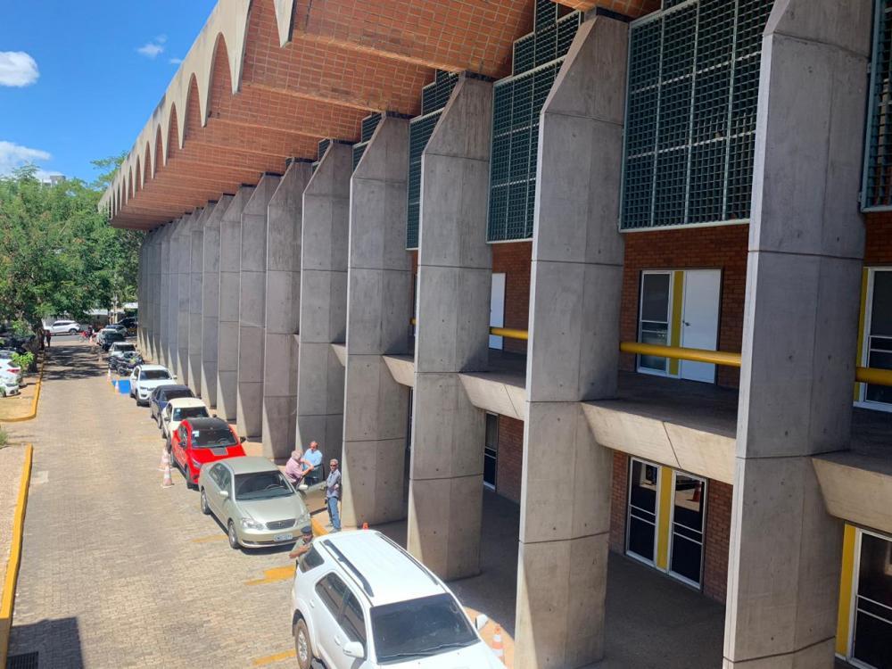 Assembleia Legislativa do Piauí ( Foto: Lucas Sousa/Portal AZ)