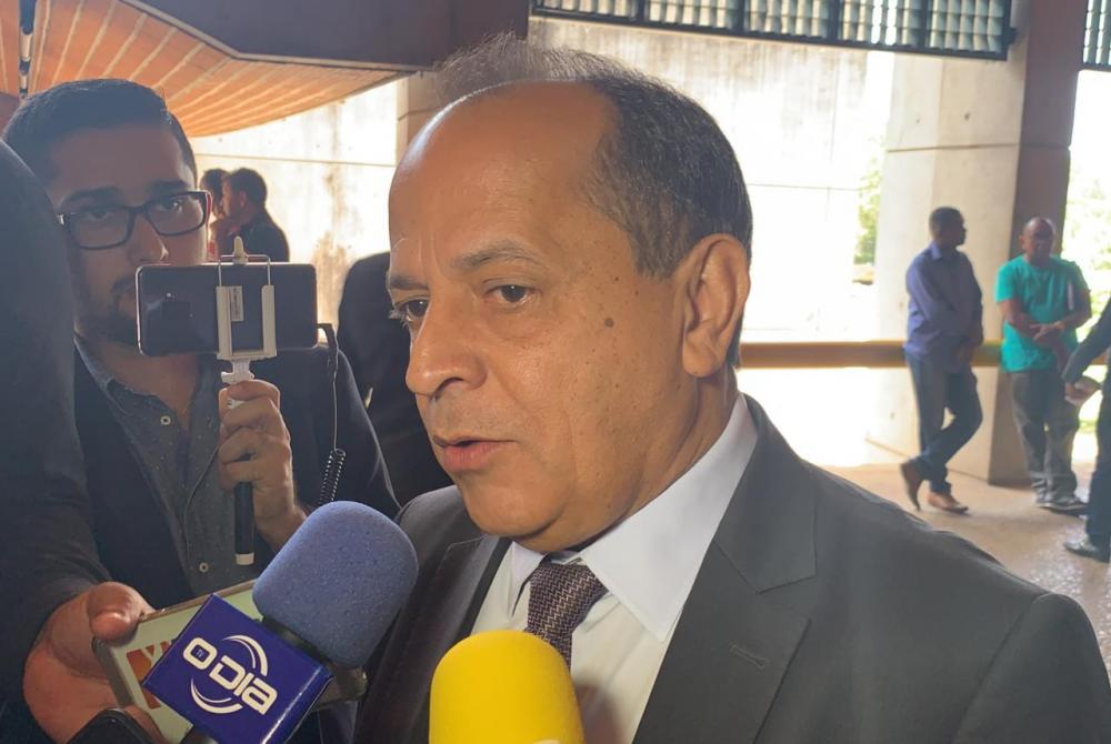 Deputado estadual Hélio Isaías (PP) (Foto: Lucas Sousa/Portal AZ)