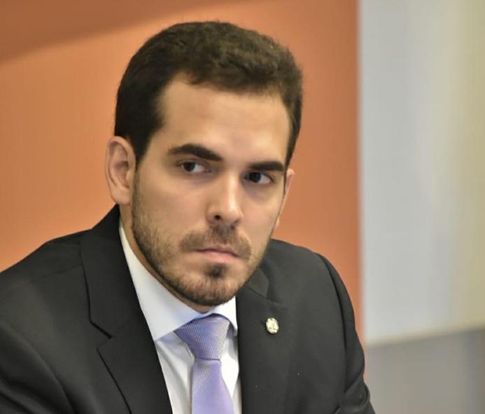 Deputado Marcos Aurélio, do MDB , votou a favor da ampliação do fundo - Foto: Arquivo O Dia