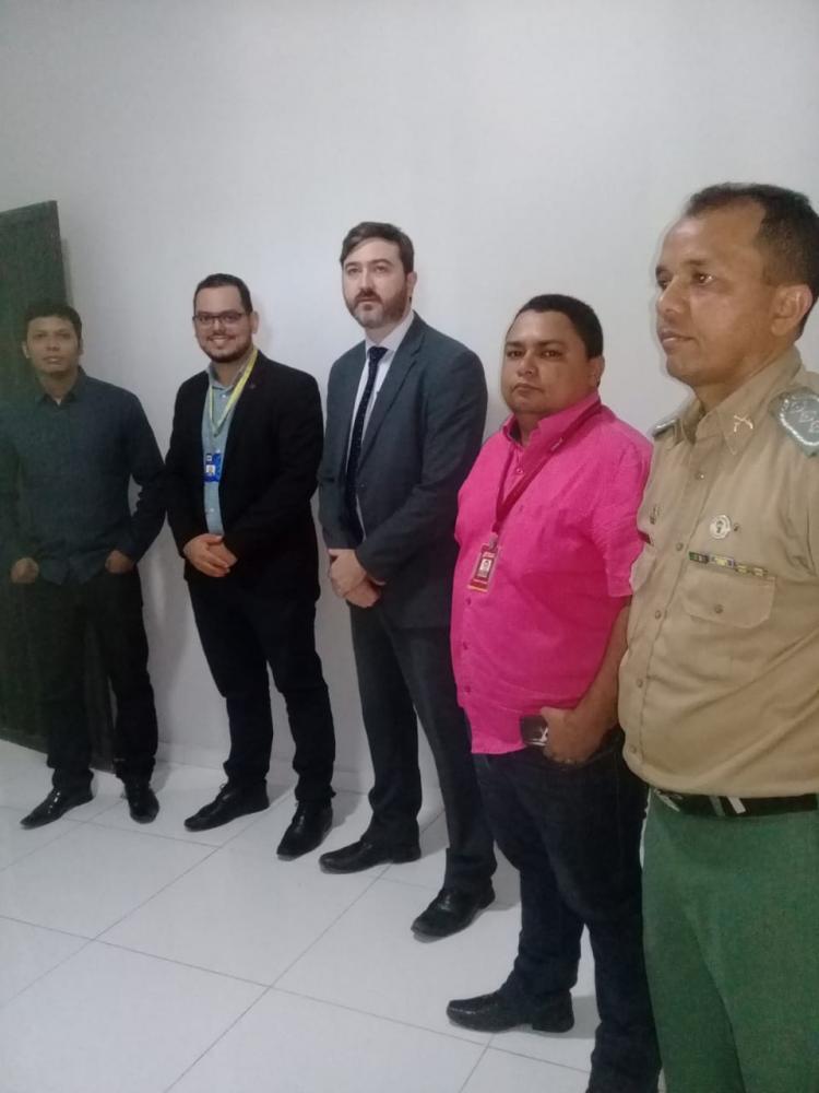 Sistema de videomonitoramento é inaugurado no município de São Raimundo Nonato/PI