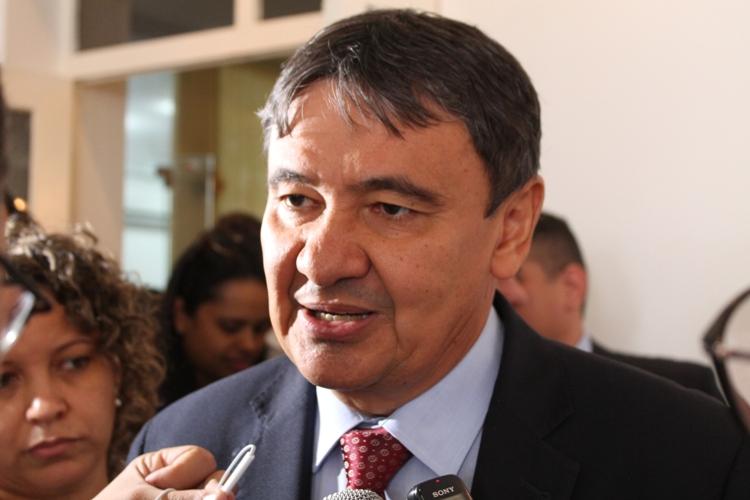 Governador Wellington Dias (Foto: Lucas Sousa/Portal AZ)