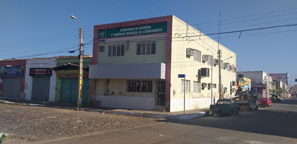 Secretaria da Fazenda em São Raimundo Nonato/PI (Imagem: Edjalma Borges)