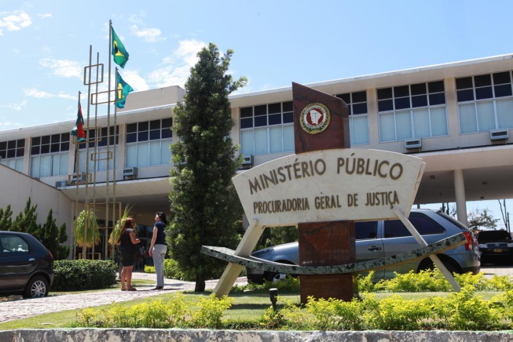 Ministério Público do Ceará (Foto: Sara Maia)