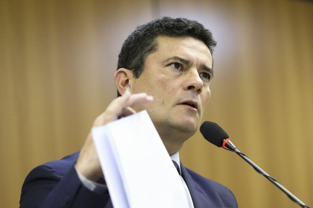Ministro da Justiça Sérgio Moro recebe pedido para investigar autoridades policiais do Piauí