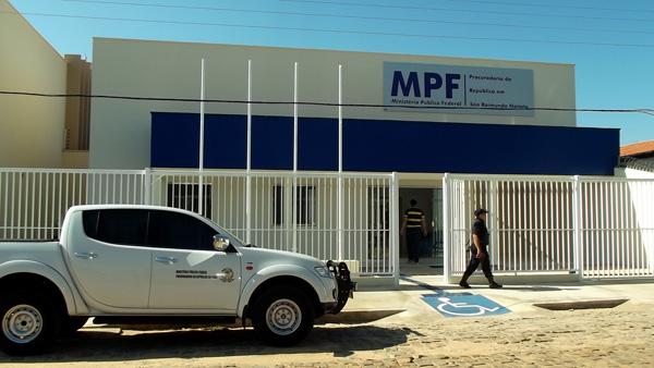 Ministério Público Federal em São Raimundo Nonato/PI - (Imagem: Reprodução)