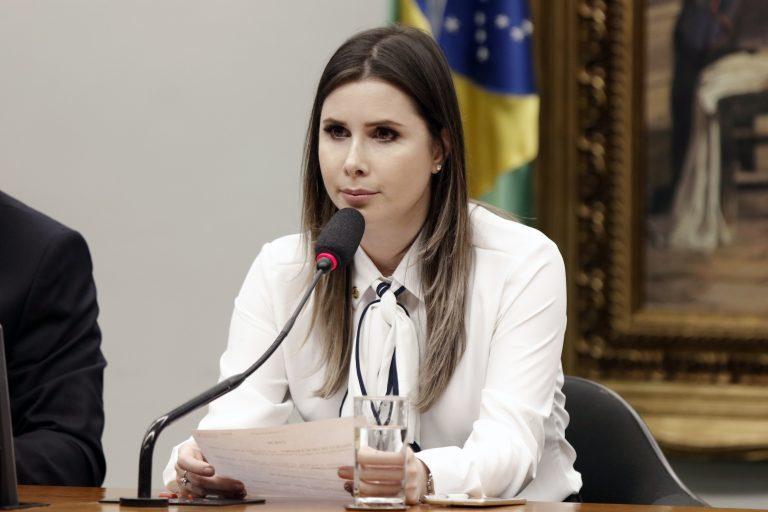 Deputada Caroline de Toni, do PSL