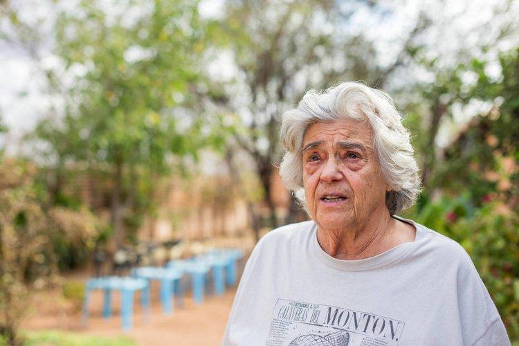 Niéde Guidon, 86 anos (Imagem: reprodução)