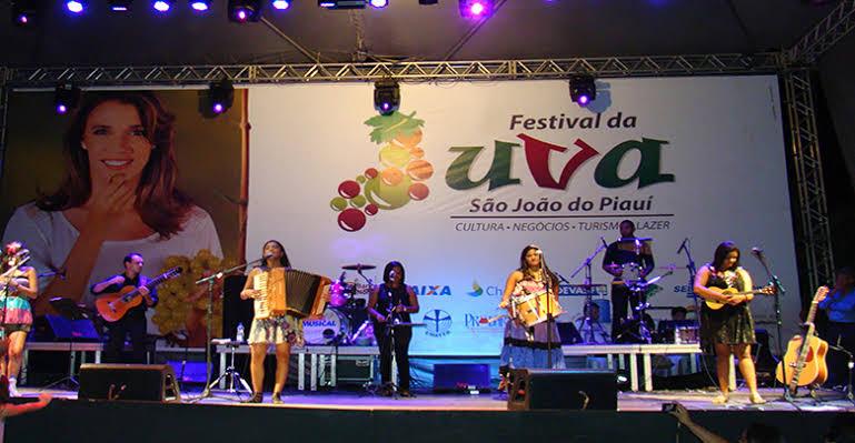7ª edição do Festival da Uva de São João do Piauí será realizada este ano nos dias 15 e 16 de novembro